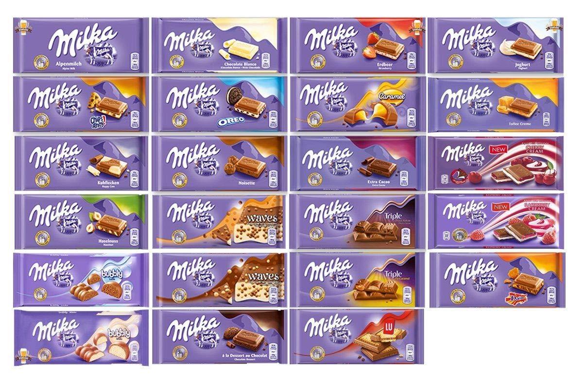 Milka Schokolade mit Lidl Plus App - neuer Bestpreis