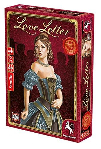 Pegasus Spiele 18210G - Love Letter