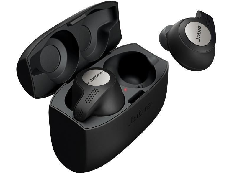 Jabra True Wireless Kopfhörer Elite 65t Active Tit Black