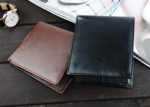 Herren Geldbeutel Portemonnaie 6-8 Kartenfächern