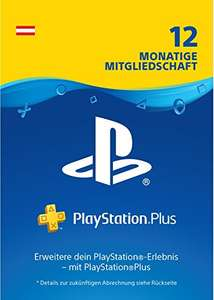 1 Jahr Playstation Plus