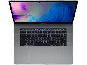 "Apple MacBook Pro 15"" (mit Touch Bar, i7, 16GB, 512GB SSD)"