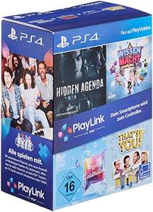 (PS4 Bundle) Wissen ist Macht + Hidden Agenda + SingStar Celebration + That's You!