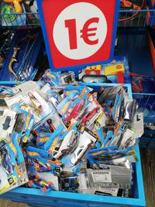 Tedi hot wheels auto um 1 euro