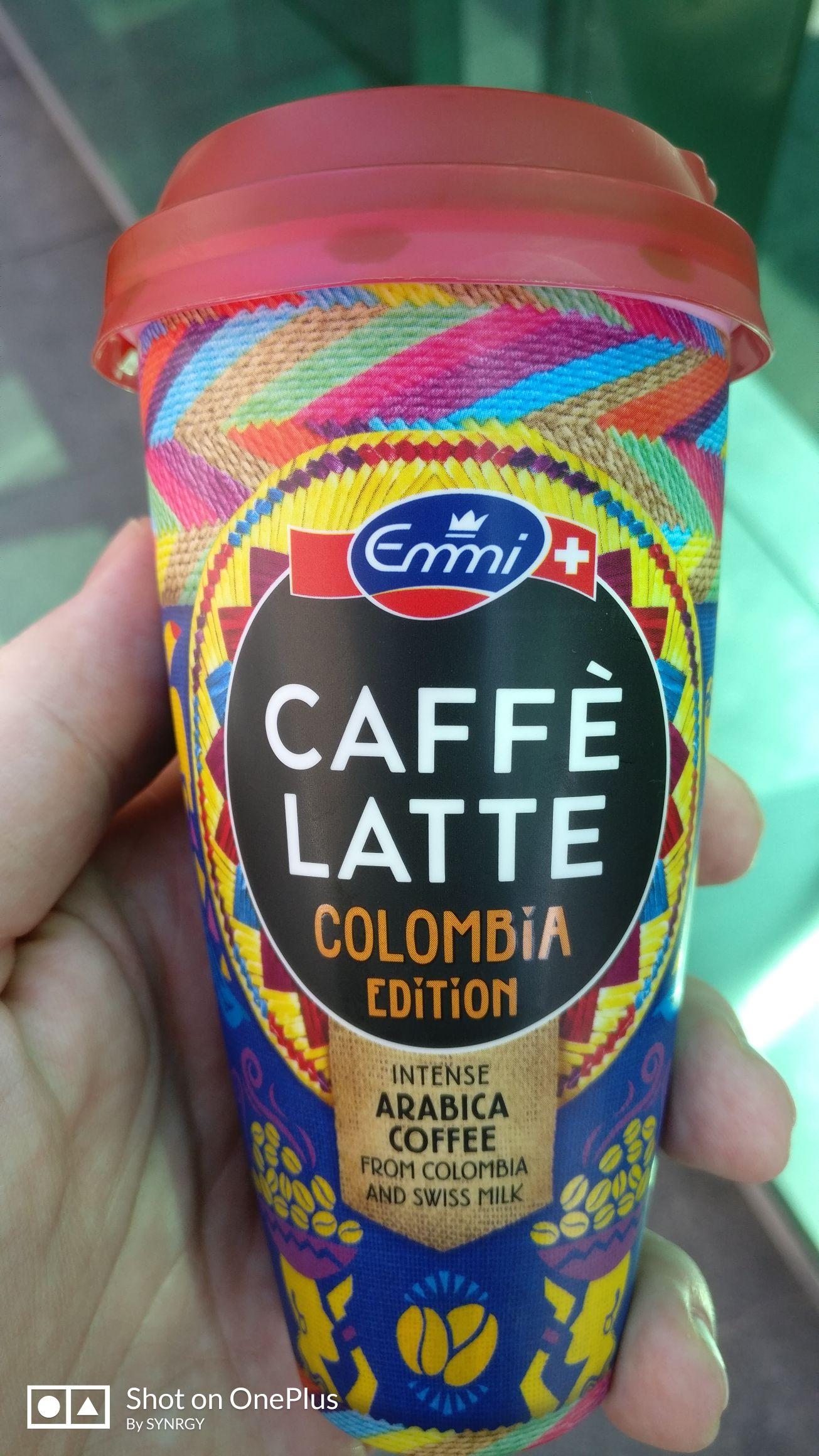 Gratis Emmi Caffe Latte am Grazer Hauptplatz