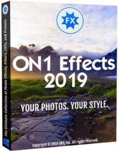 On1 Effects 2019 gratis