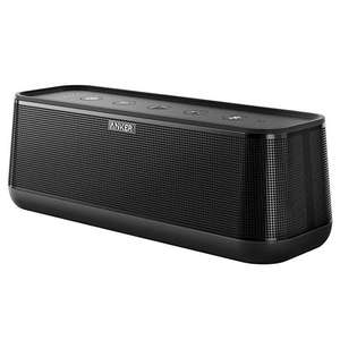 Anker SoundCore Pro+ Bluetooth Lautsprecher (25W, 18 Stunden Akkulaufzeit, Wasserdicht)