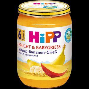 Hipp im Glas (nicht nur für Babys)