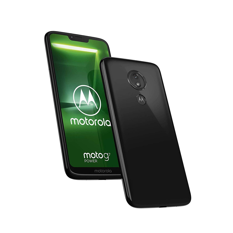 "[Amazon.it] Motorola Moto G7 Power / Android 9.0 / 6.2"" / 4 GB RAM / 64 GB / Dual Sim für 152,32 Euro"