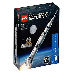 LEGO Ideas - 21309 NASA Apollo Saturn V - Bestpreis
