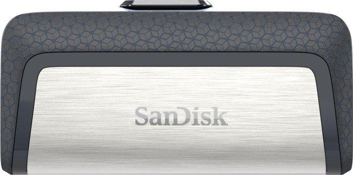 SanDisk Ultra Dual Drive Typ-C 64GB, USB-C 3.0/USB-A 3.0