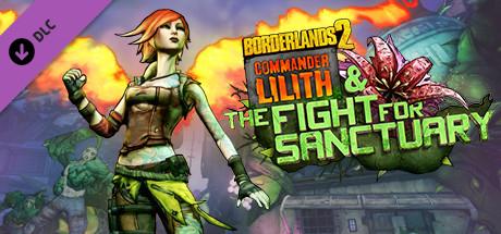 Borderlands 2 DLC: Commander Lilith & The Fight For Sanctuary (PC/PS4/XB1)