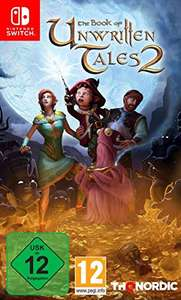 Book Of Unwritten Tales 2 (Nintendo Switch)