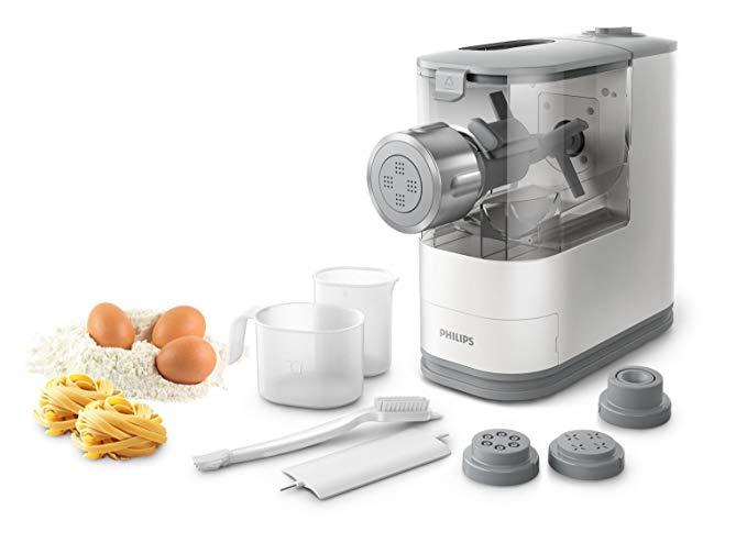 Philips HR2345/19 Nudelmaschine (schwarz oder weiß)