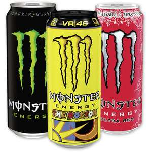 Monster Energy Drink 0,5L