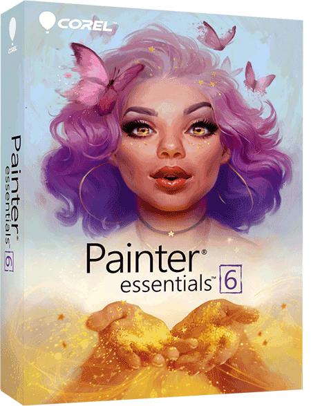 Corel Painter Essentials 6.0 (PC/Mac)