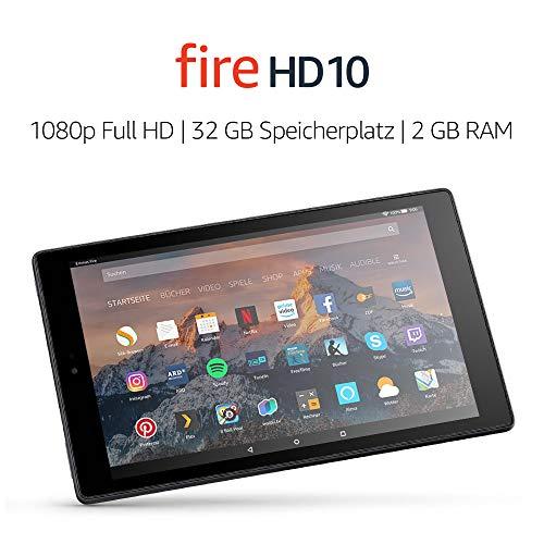 Fire HD 10 zum Schnäppchenpreis!