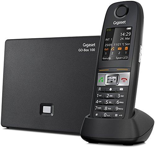 Gigaset E630A GO - Analog- & IP-Schnurlostelefon mit Anrufbeantworter