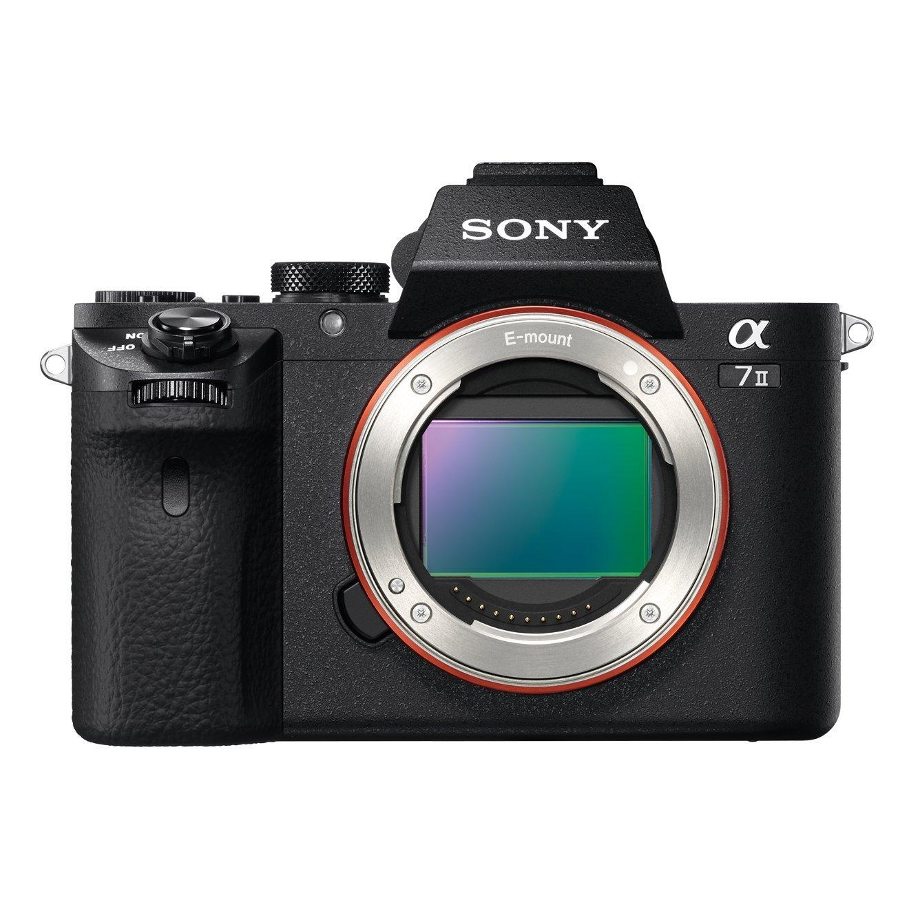 TOP: Sony Alpha 7 M2 Body