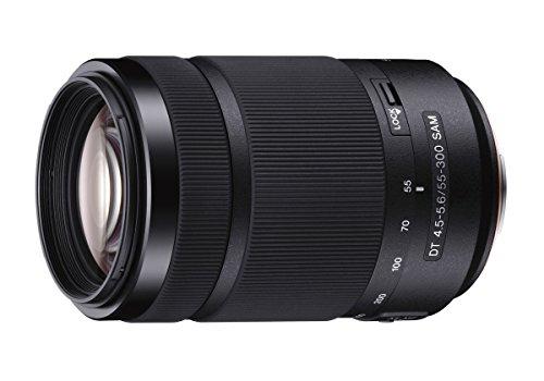 Sony 55-300mm 4.5-5.6 DT SAM