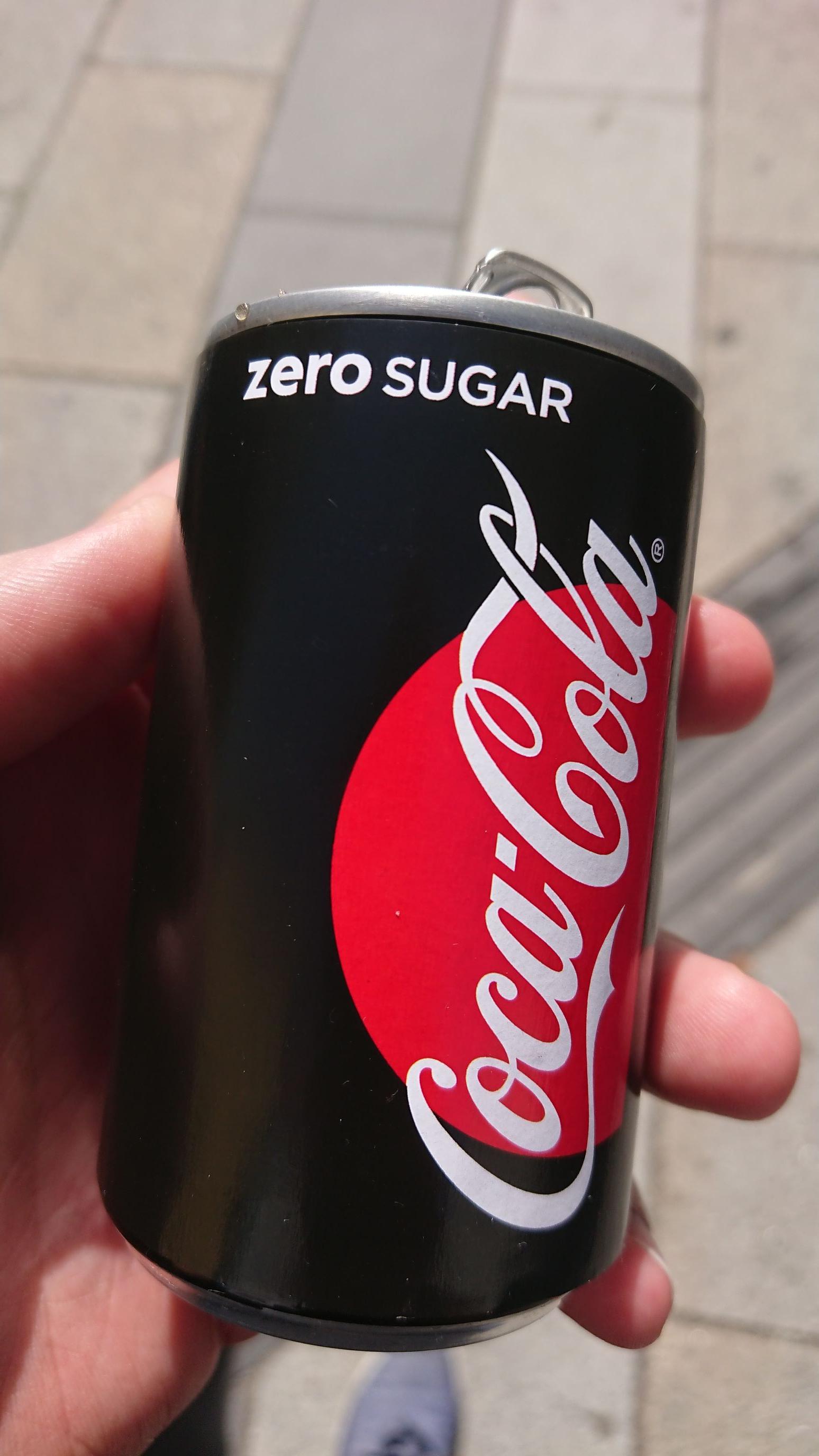 Gratis Cola Zero