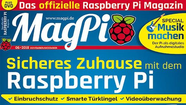 Raspberry Pi Magazin kostenlos: Komplette MagPi-Ausgaben zum Download