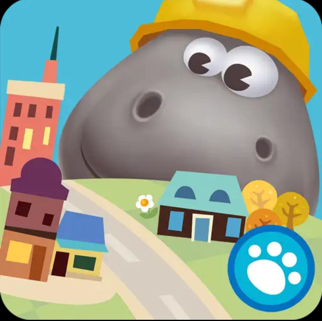 Dr. Panda Hoopa City kostenlos (Android & iOS)