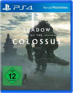 Auhofcenter 1140 Wien: Shadow of the Colossus (PS4)