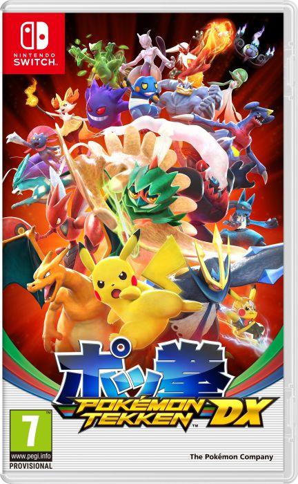 Pokken Tournament DX (Switch)