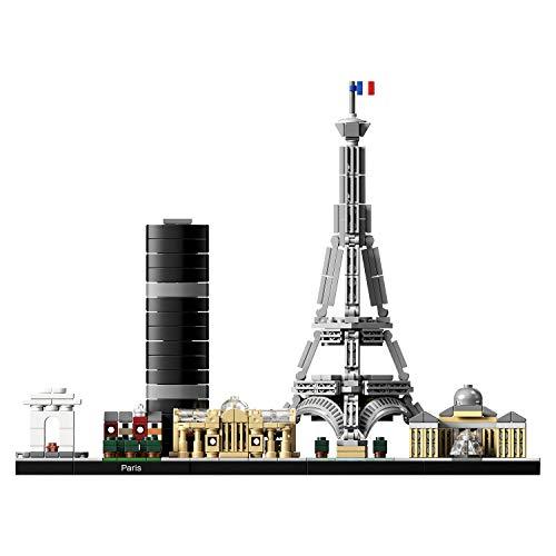 LEGO Architecture 21044 Paris Bauset