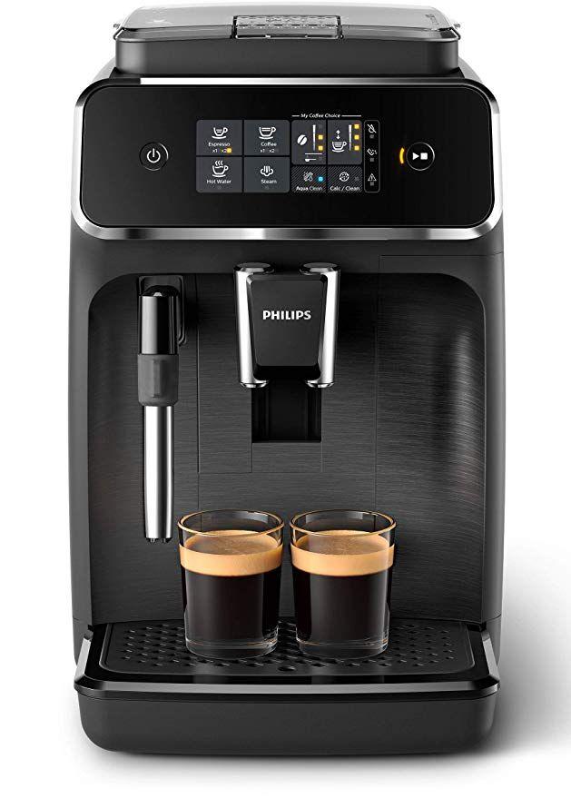 Philips EP2220/10 Kaffeevollautomat (SensorTouch Benutzeroberfläche)