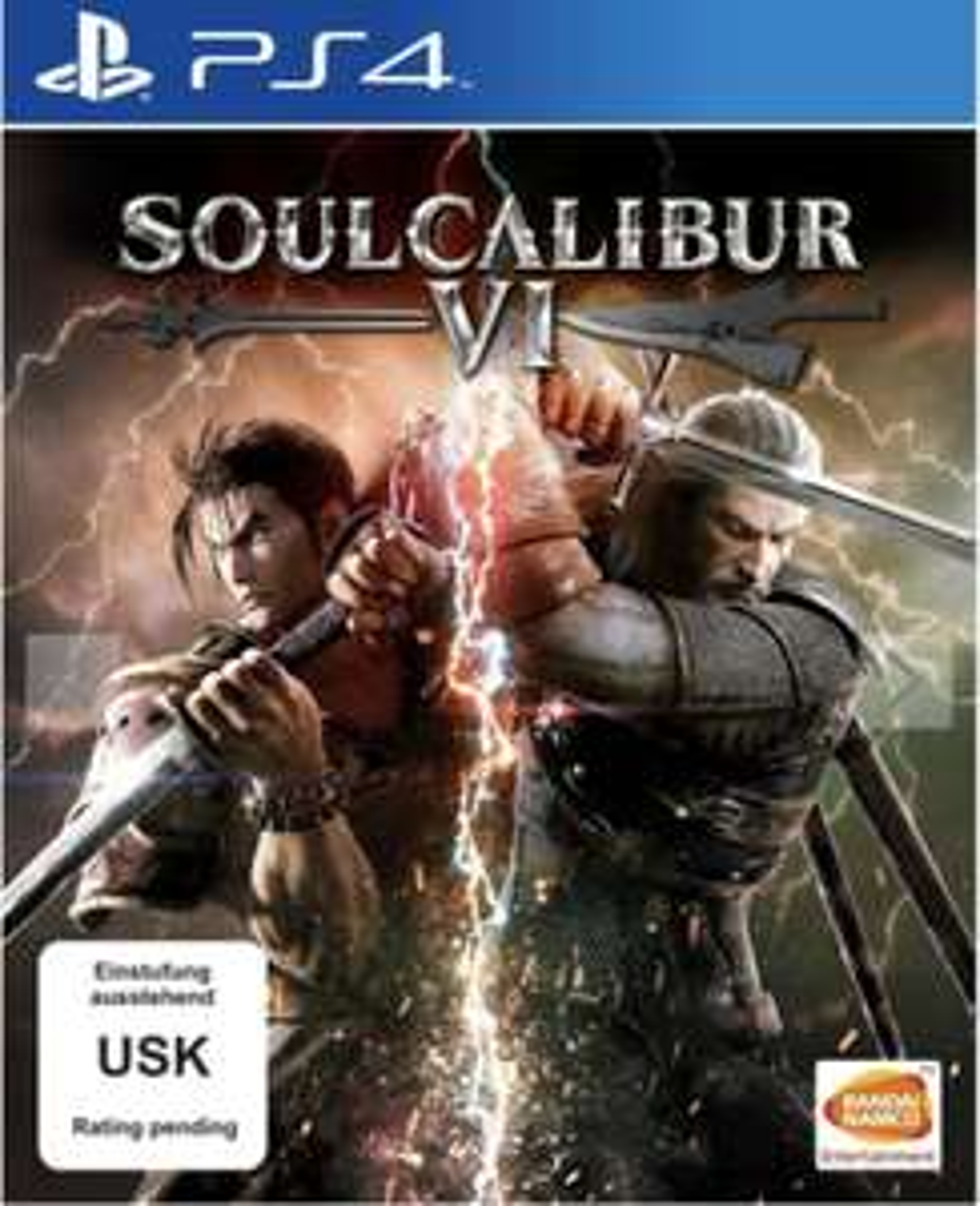 SoulCalibur VI für PlayStation 4