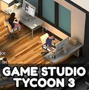 Game Studio Tycoon 3 (Android)