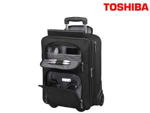 Toshiba Advantage Laptop-Trolley