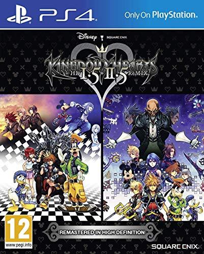 Kingdom Hearts HD 1.5 + 2.5 Remix (PS4)