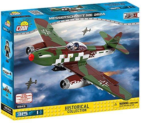 """Messerschmitt Me 262A """"Schwalbe"""" von Cobi (5543)"""