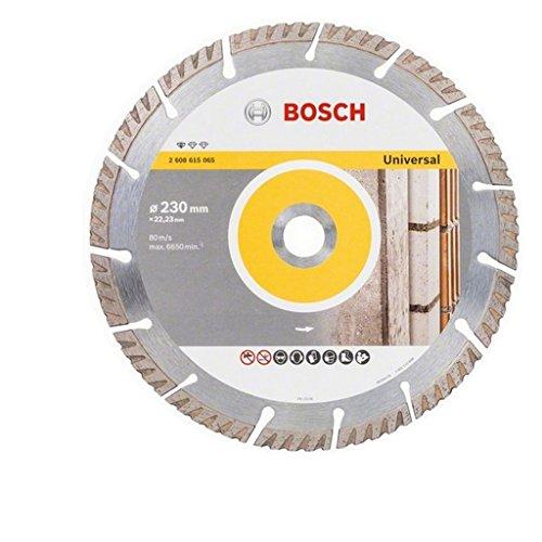 Bosch Professional 2608615065 Diamant Standard Universal: 230 mm