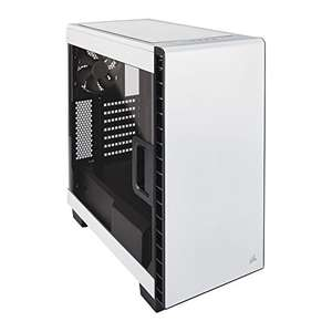 Corsair Carbide Series 400C PC-Gehäuse (Seitenfenster Midi-Tower ATX)