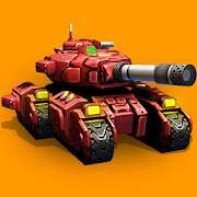 Block Tank Wars 2 (Android Game)