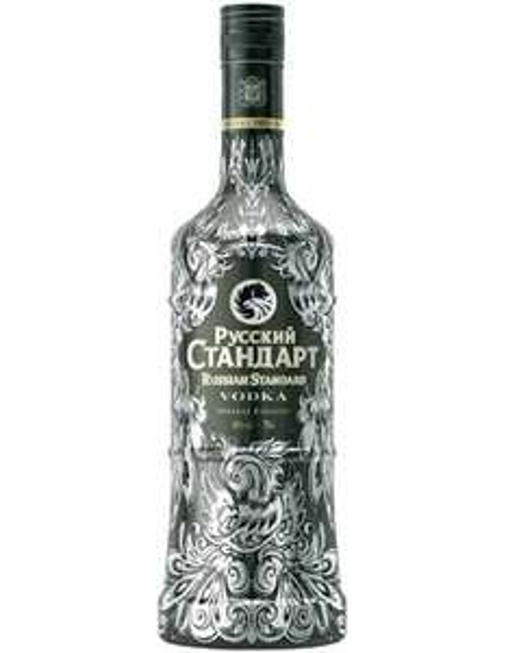 Betrunkener Preisjäger - Russian Standard 0,7 um 8,62 Billa