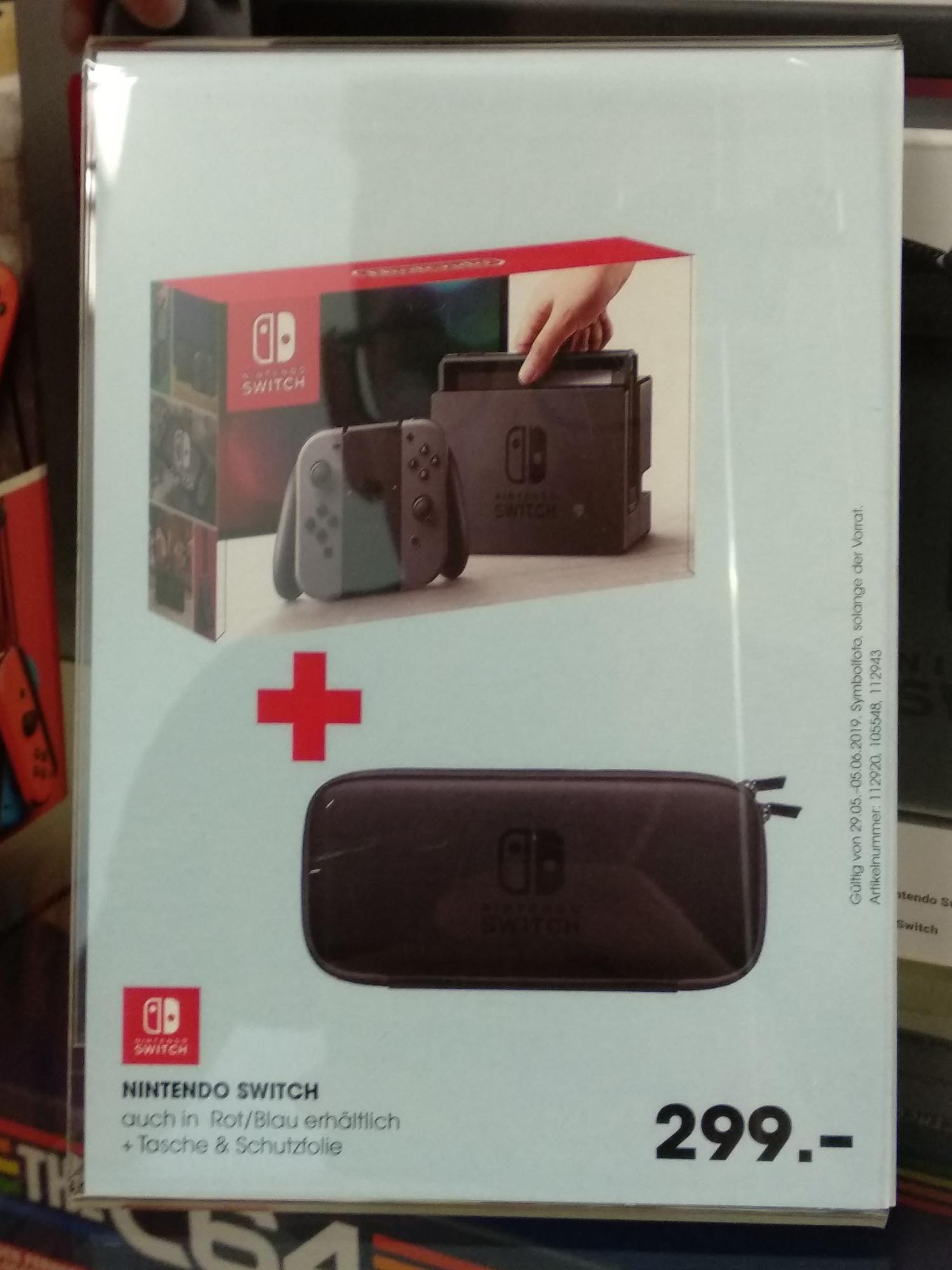 [Libro] Nintendo Switch inklusive Zubehör