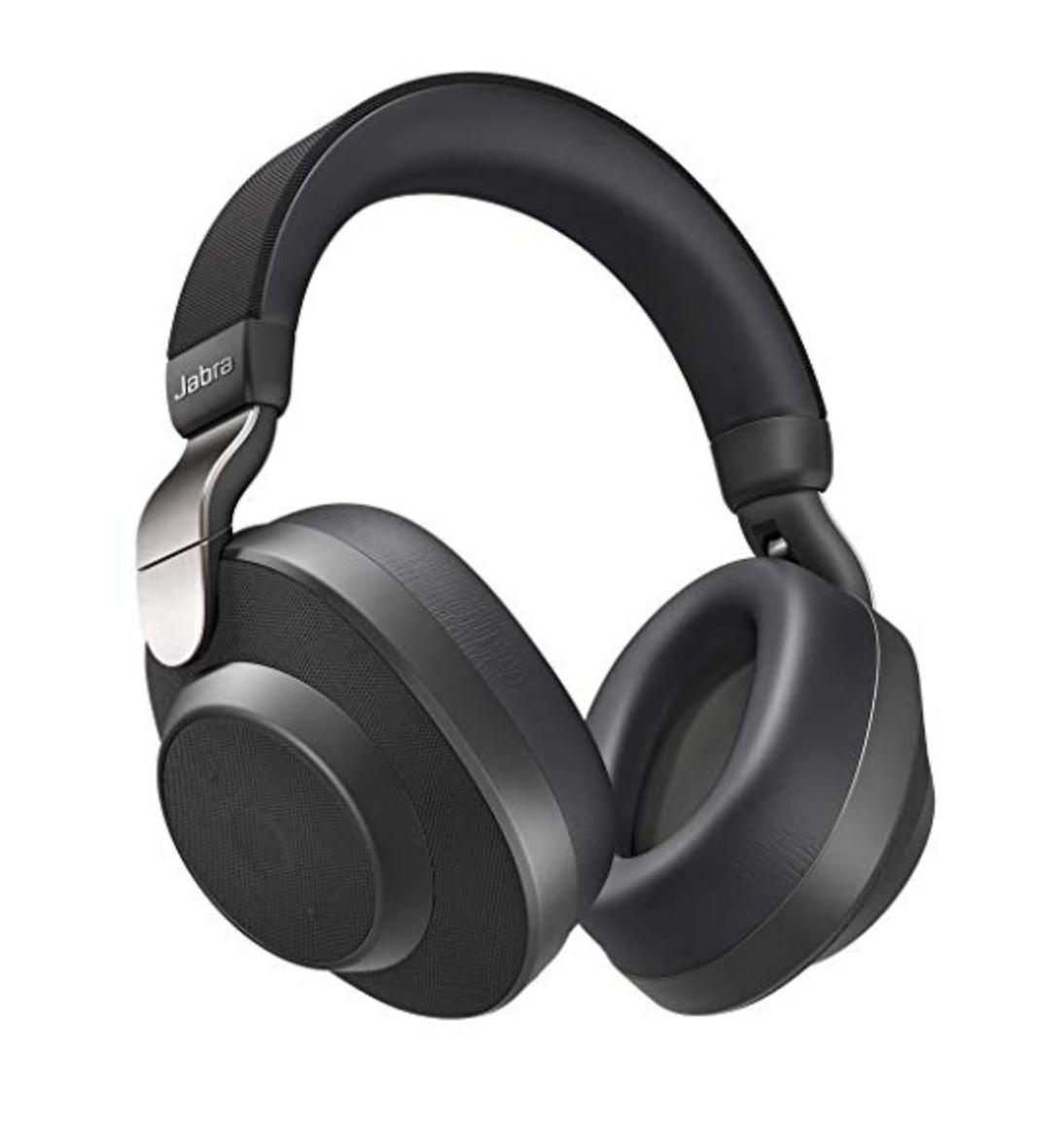 (Amazon.it) Jabra Elite 85h Noise Cancelling Kopfhörer für 219€ (Farbe Schwarz und Blau)