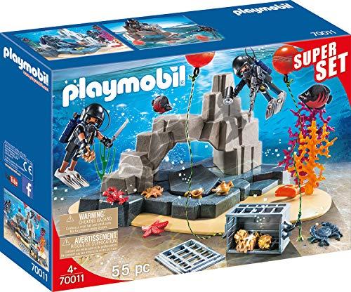 Playmobil City Action - SuperSet SEK-Taucheinsatz (70011)