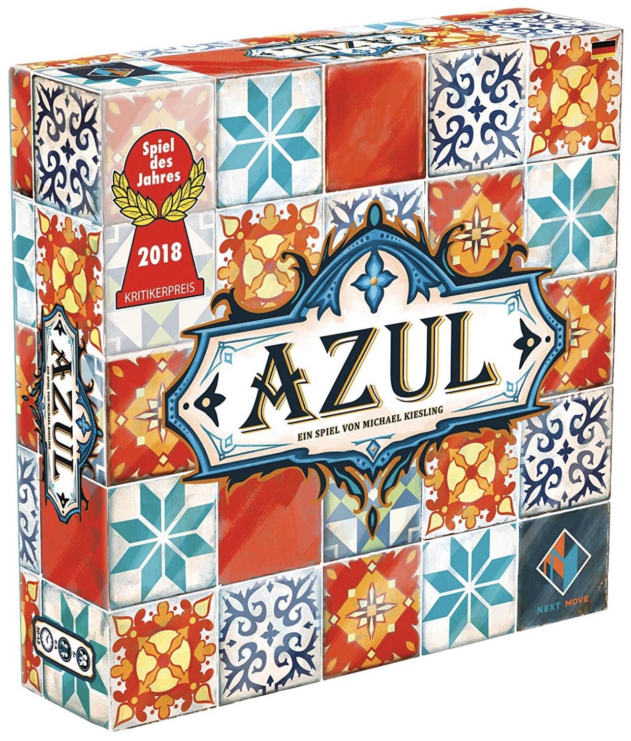 Azul Brettspiel (Spiel des Jahres 2018)