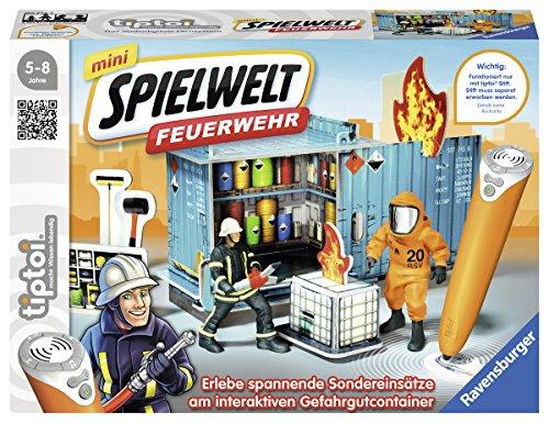 Preisjäger Junior: Ravensburger tiptoi - Spielwelt Feuerwehr