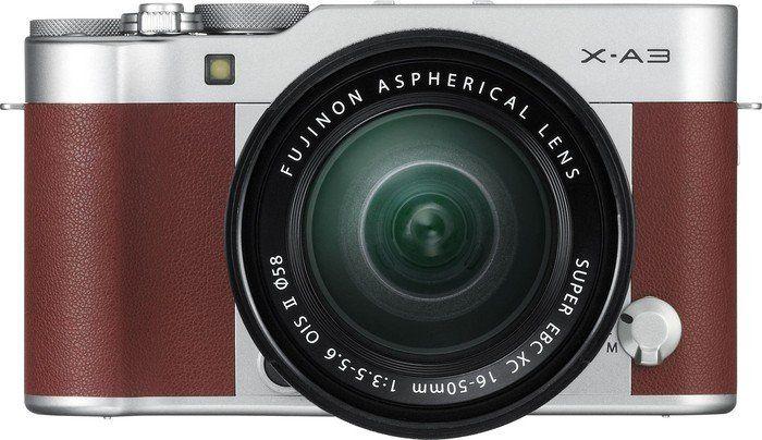 Fujifilm X-A3 XC Kamera F3.5-5.6 OIS II | 16-50mm