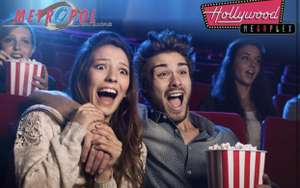 Hollywood Megaplex / Metropol: Montag Kino Tickets um 5,50
