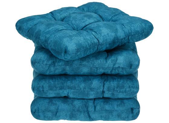 Ombra Sitzkissen Selina - 4er Pack (blau, rot oder grau) (nur im lokalen Handel erwerbbar!)