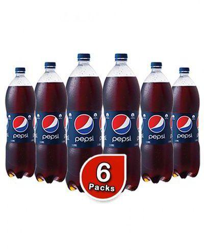 Pepsi 2L 3+3 gratis