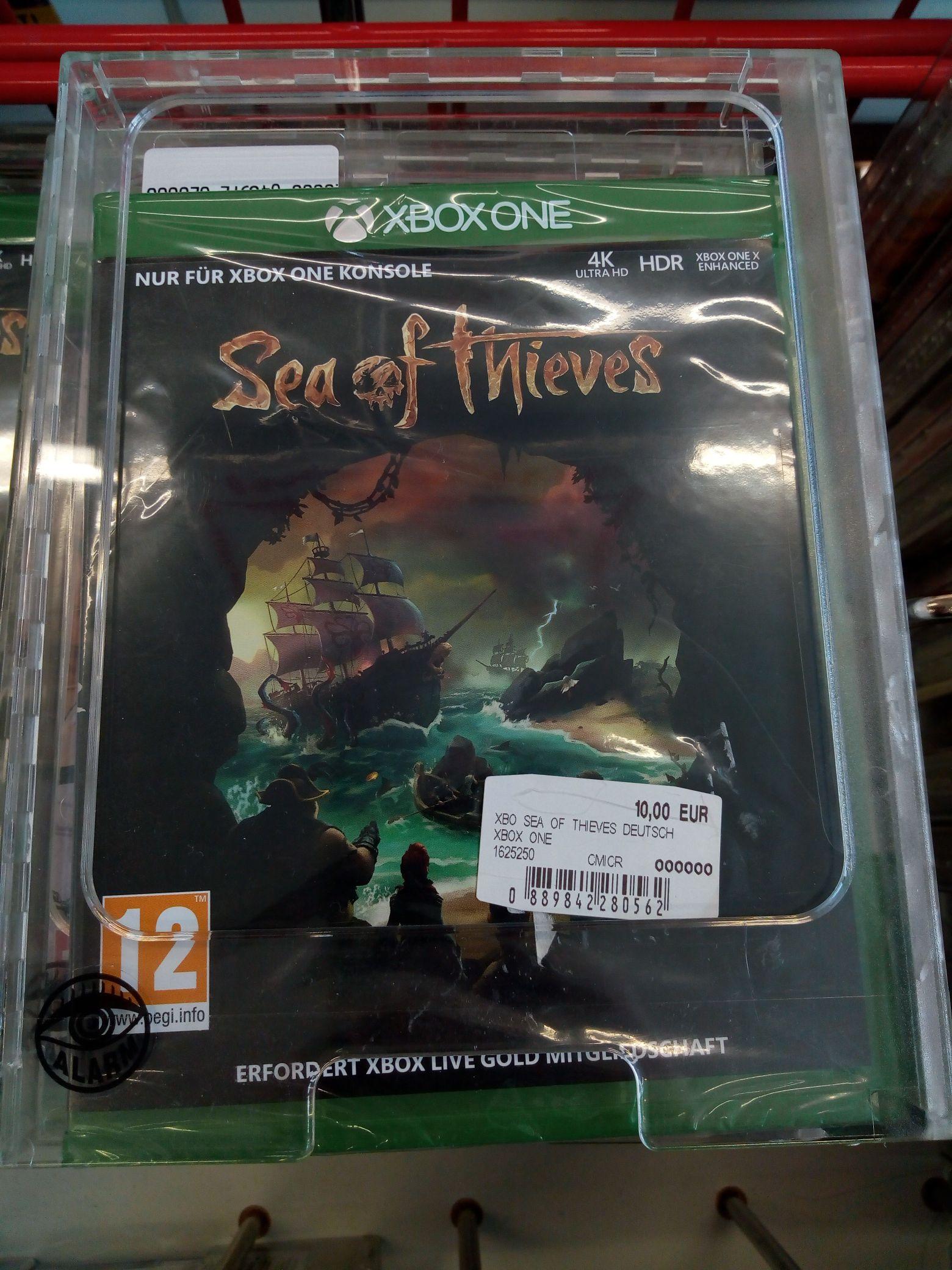 [Media Markt Pasching] Sea of thieves für Xbox one